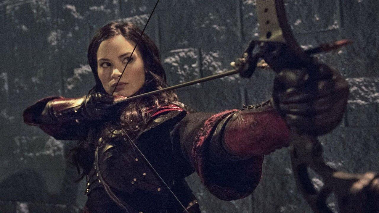 Katrina Law Talks Arrow