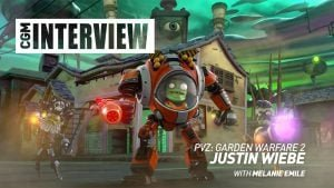 Plants Vs. Zombies: Garden Warfare 2 - Interview with Justin Wiebe