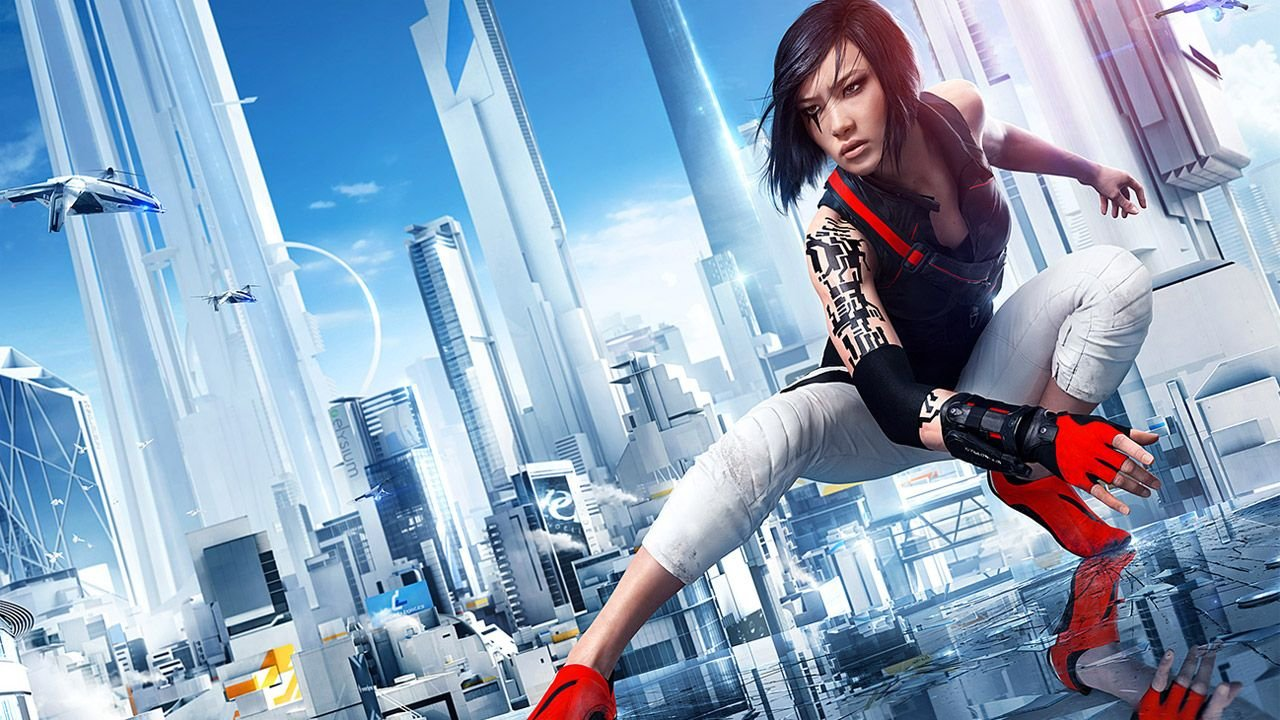 Mirror's Edge Catalyst Delayed - 2015-10-29 16:24:13