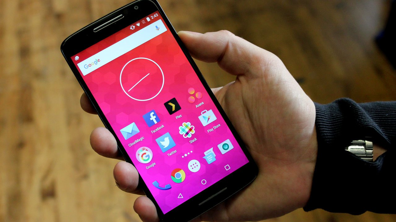 Moto X Play (Phone) Review 8