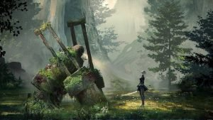 NieR Sequel Officially Named, NieR Automata