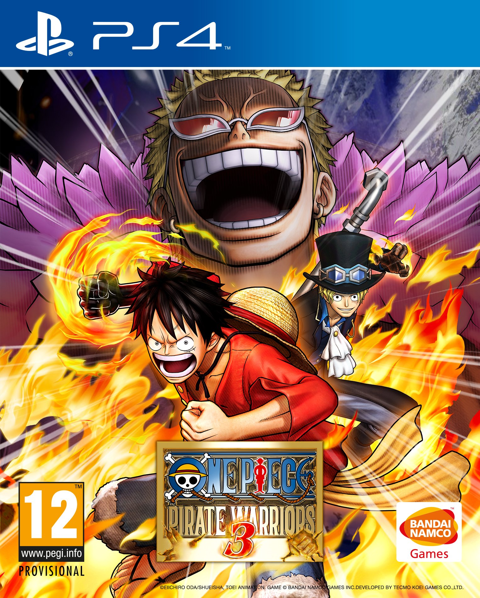 One Piece: Pirate Warriors 3 (PS4) Review 6