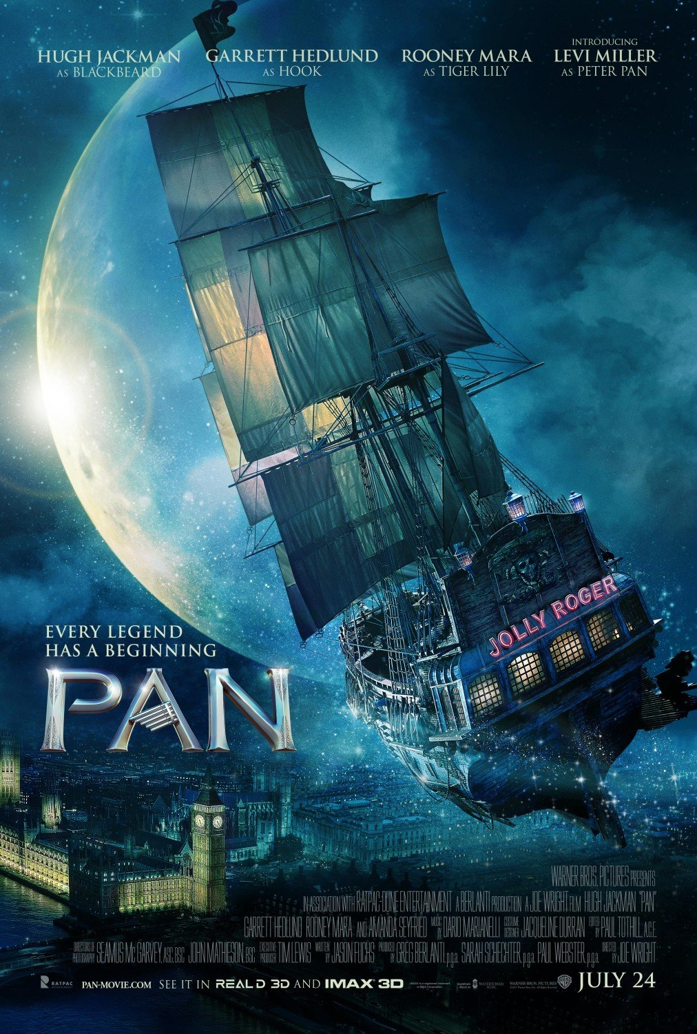 Pan (Movie) Review 7