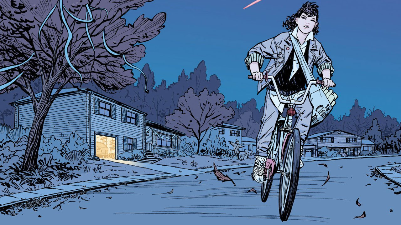 Paper Girls #1 (Comic) Review 4