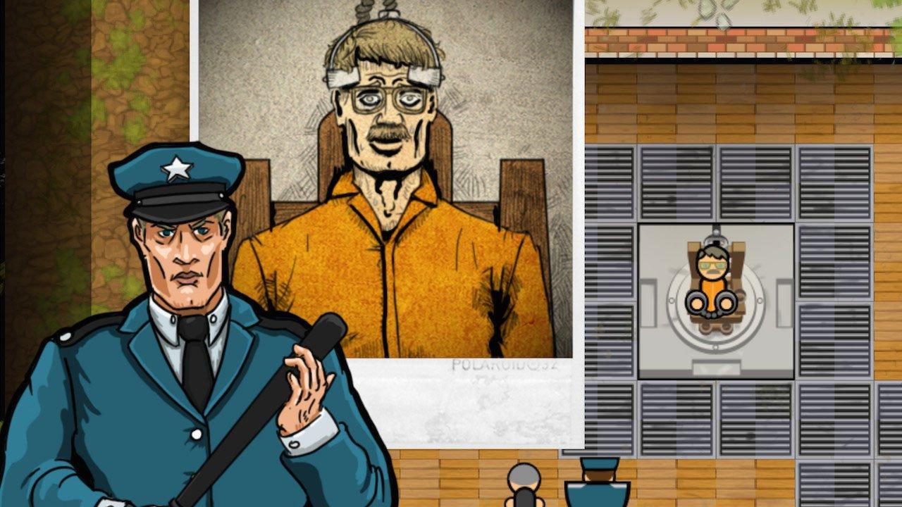 Prison Architect (PC) Review 4