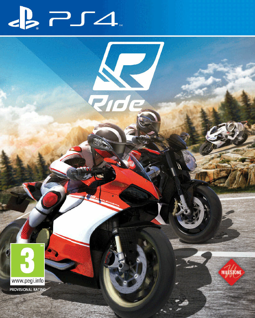 Ride (PS4) Review 4
