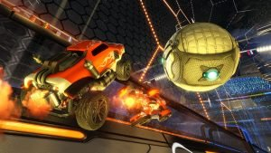Rocket League Mutates its Matches With Free Update.