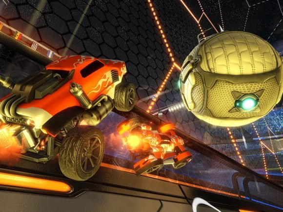 Rocket League Mutates its Matches With Free Update. - 2015-10-30 10:42:23