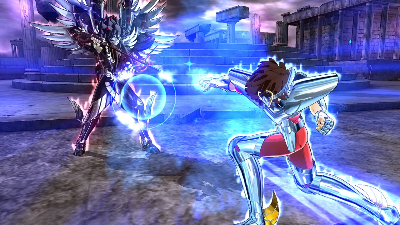 Saint Seiya: Soldiers' Soul (Ps4) Review 1