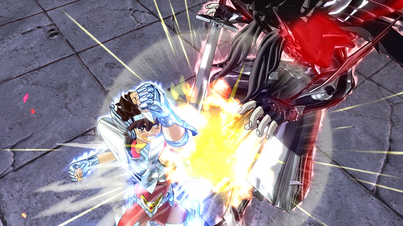 Saint Seiya: Soldiers' Soul (Ps4) Review 2