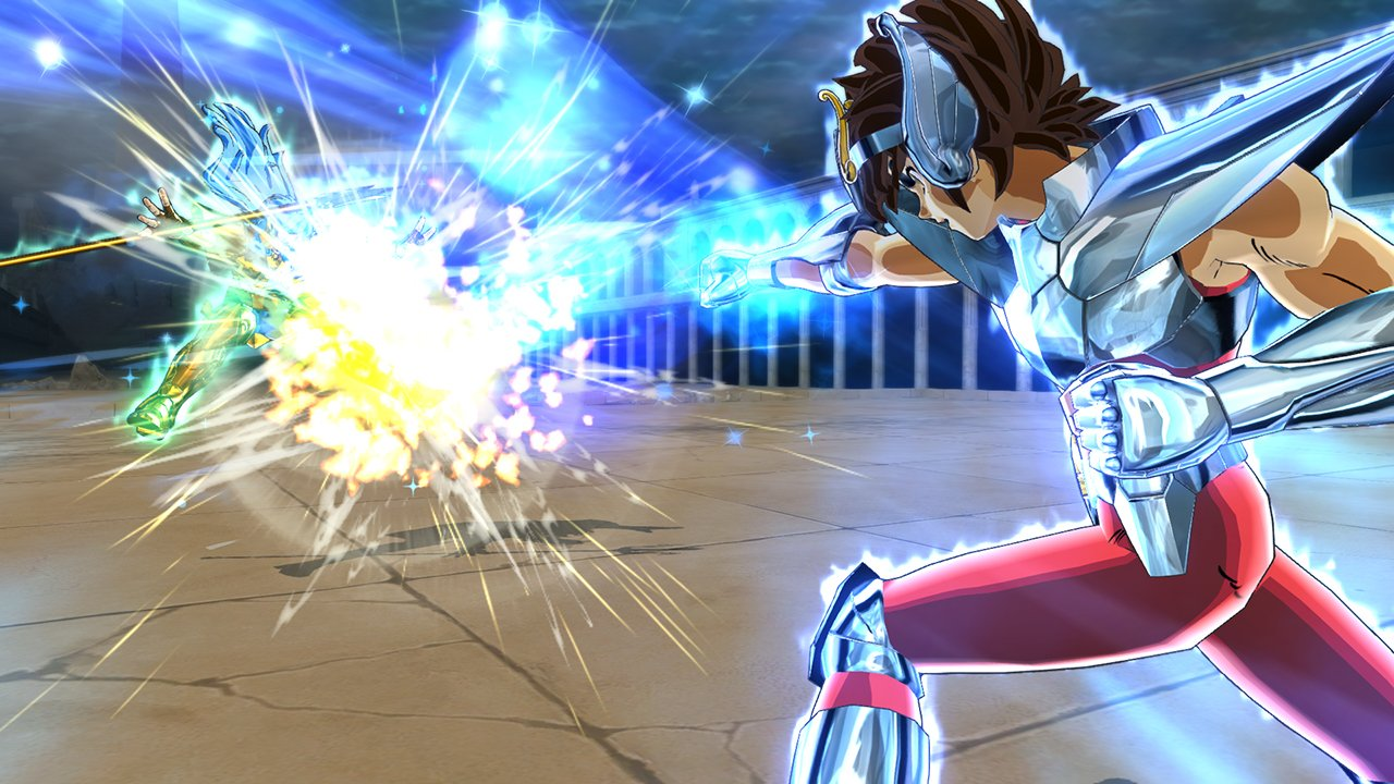 Saint Seiya: Soldiers' Soul (Ps4) Review 4