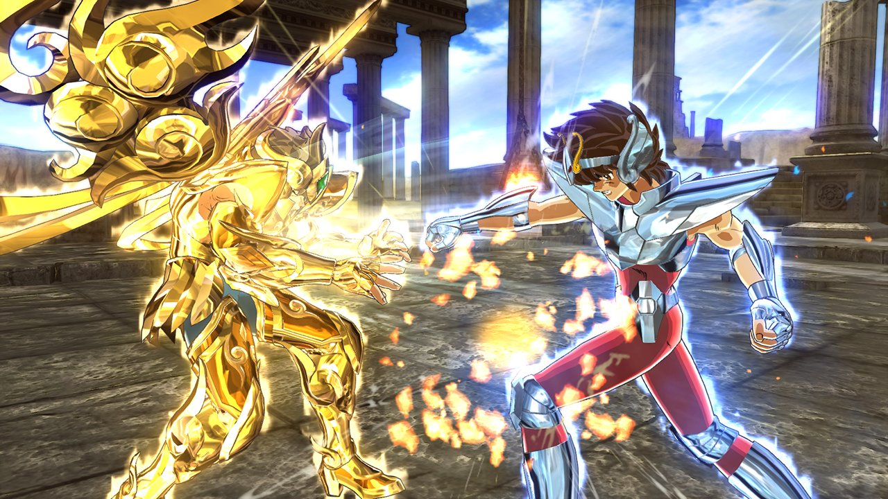 Saint Seiya: Soldiers' Soul (Ps4) Review 6