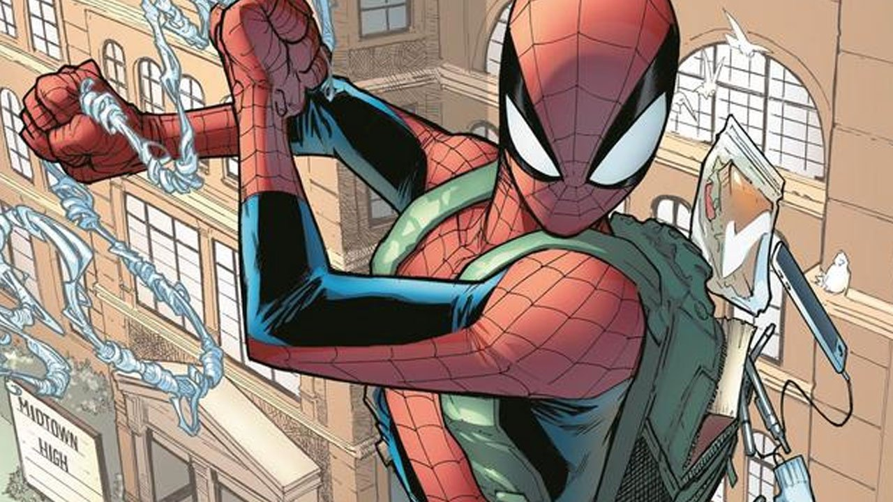 First Look at Upcoming Spidey #1 - 2015-10-29 13:27:40