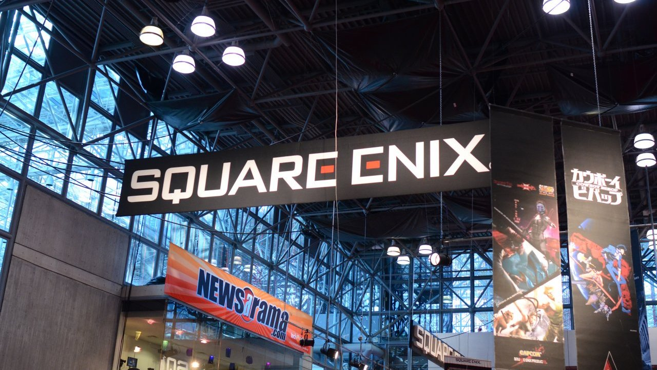 Square-Enix Annual Report Shows Growth, a Push to VR
