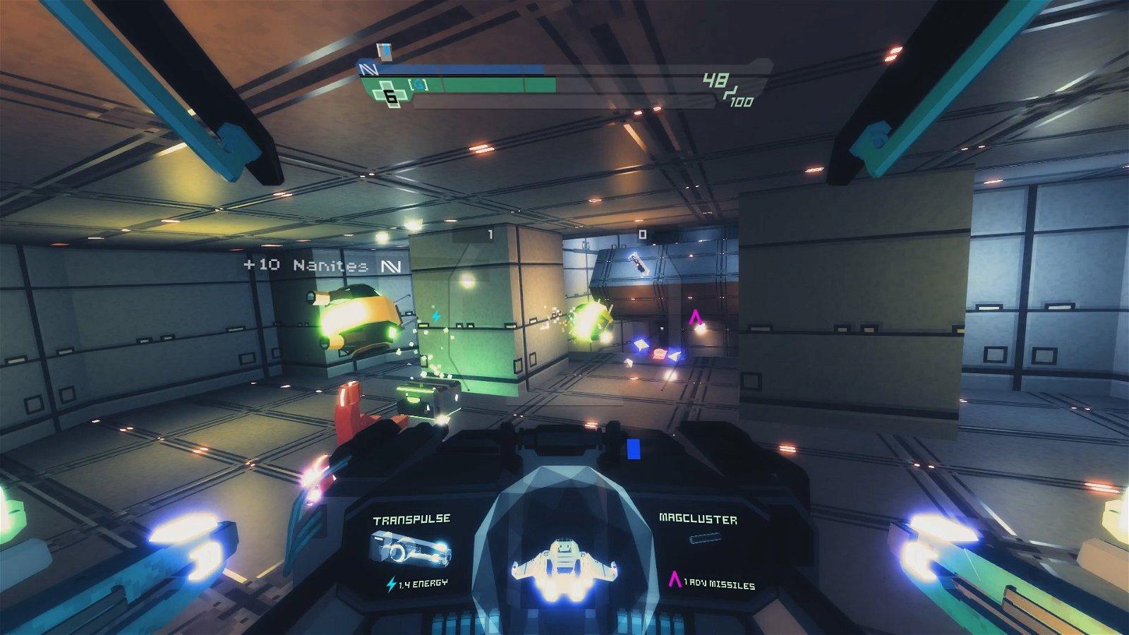 Sublevel Zero (Pc) Review 1