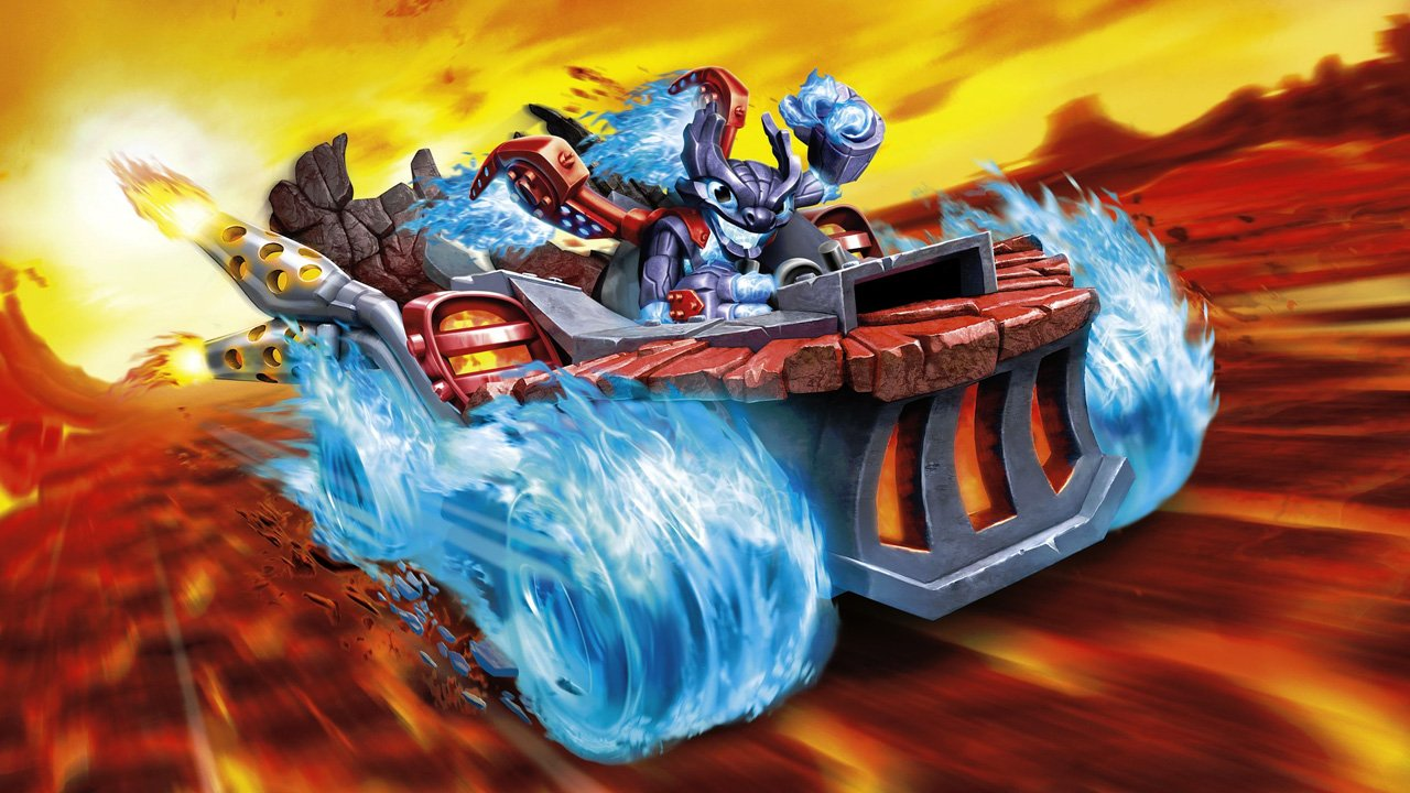 Skylanders: Superchargers (PS4) Review 6