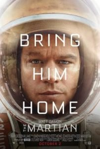 The Martian (Movie) Review 1