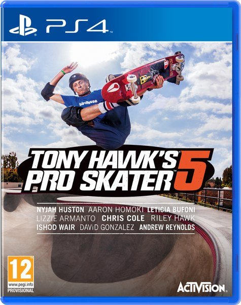 Tony Hawk Pro Skater 5 (PS4) Review 8