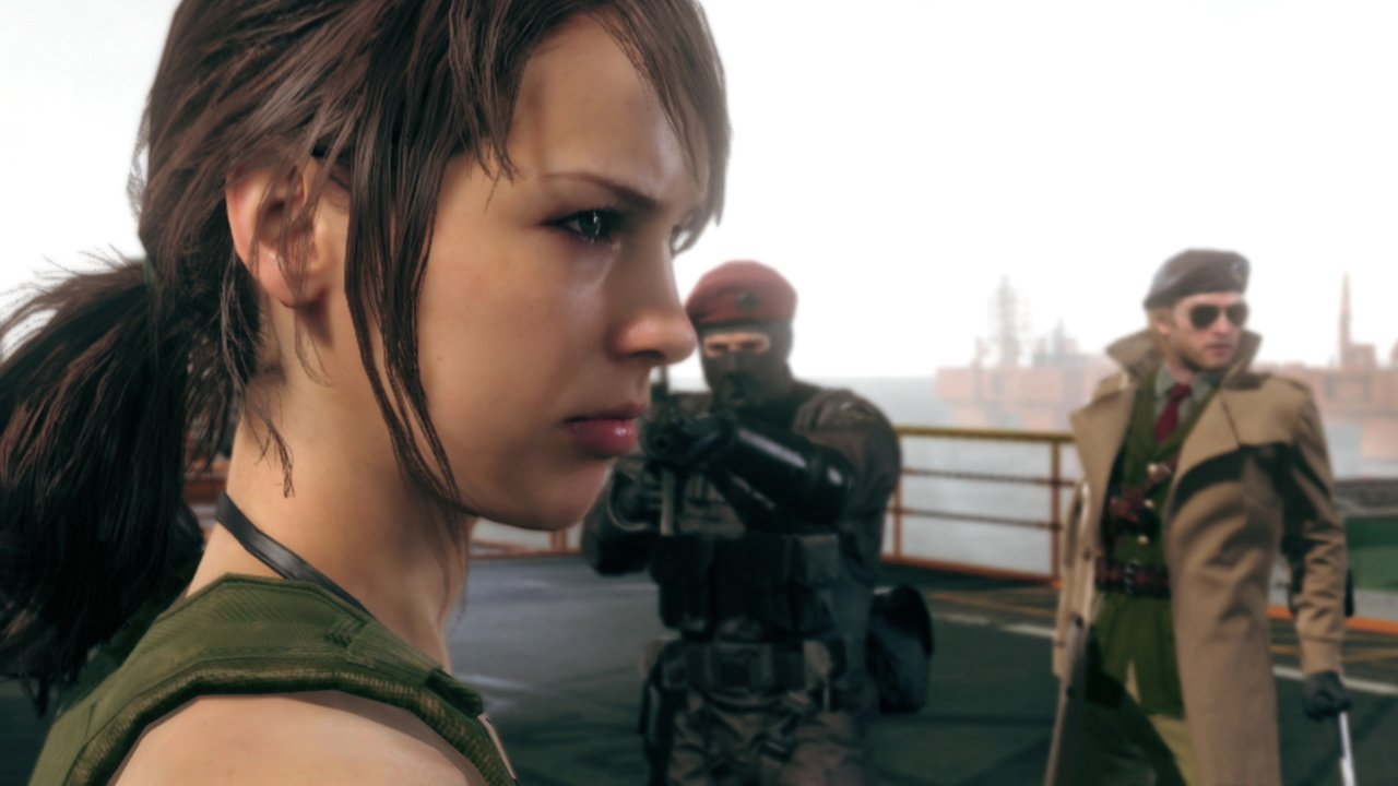 Newest Metal Gear Solid V Patch Allows Players to Reunite with Quiet - 2015-11-10 09:12:56