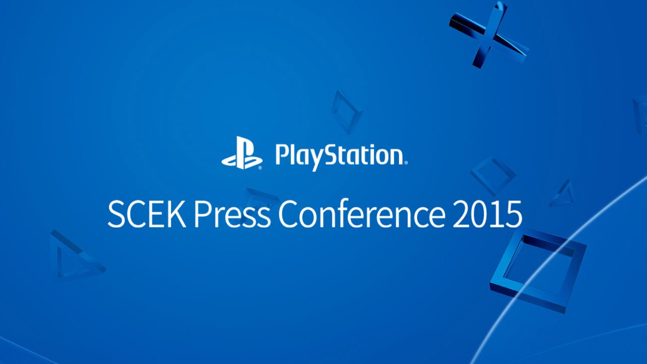 PlayStation South Korea Press Conference Dated for November 11th - 2015-11-02 08:33:58