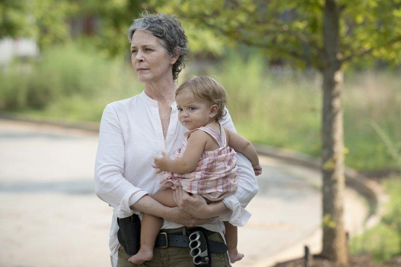 The Walking Dead: Heads Up Recap