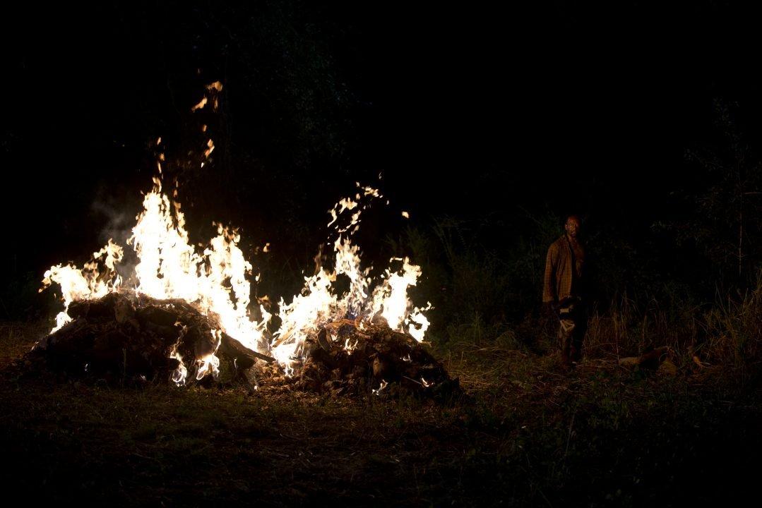 Lennie James As Morgan Jones - The Walking Dead Season 6, Episode 4 - Photo Credit: Gene Page/Amc