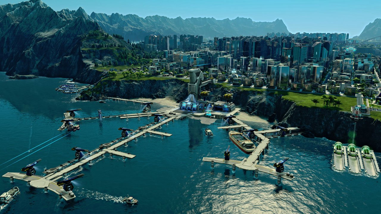 Anno 2205 (PC) Review 4