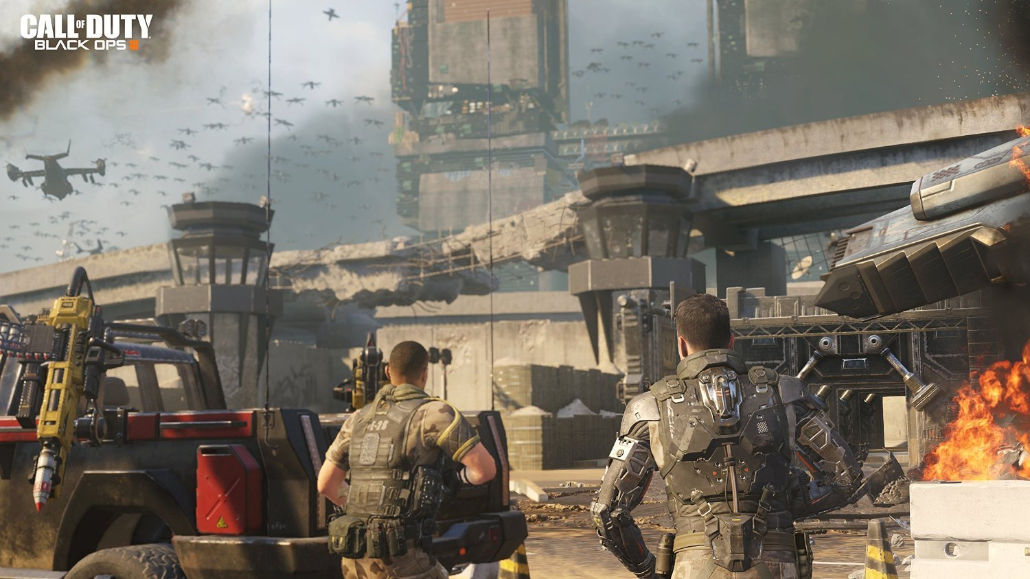 Call Of Duty: Black Ops 3 (Ps4) Review 2