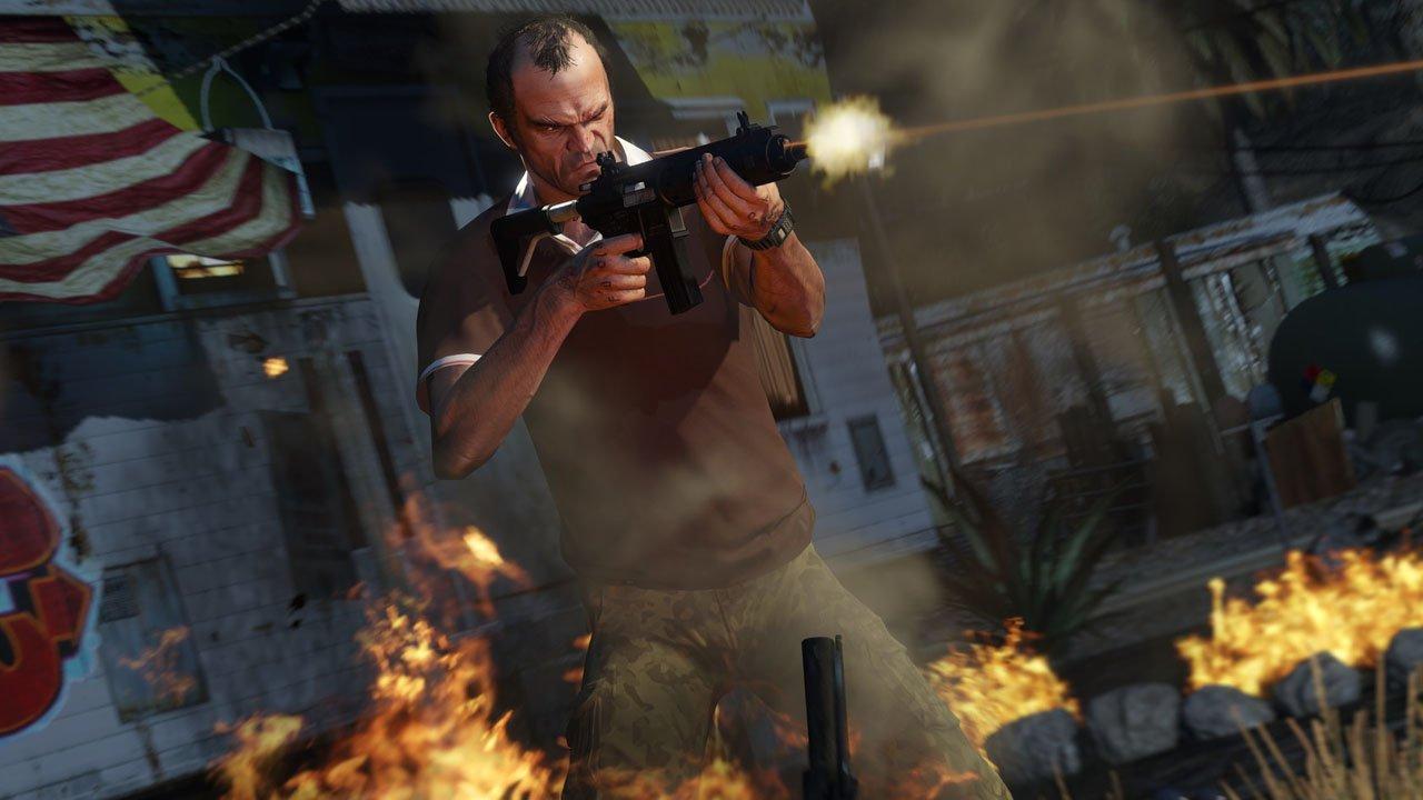 Videogame Crime Shouldn't be Glamorized 2