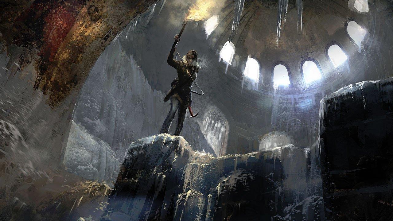 The Evolution of Tomb Raider
