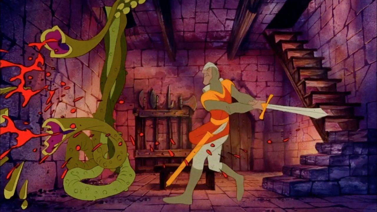 Dragon's Lair: The Movie Kickstarter Canceled - 2015-11-24 12:34:19