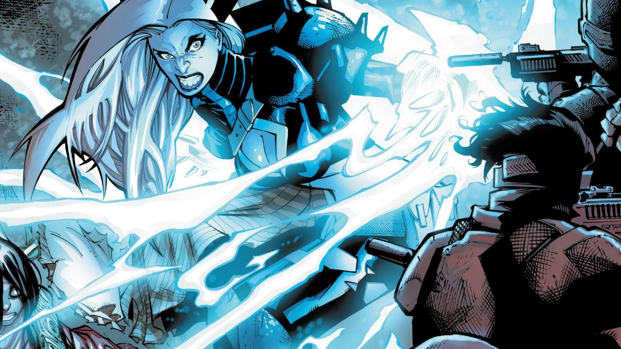 Extraordinary X-Men #1 (Comic) Review 3