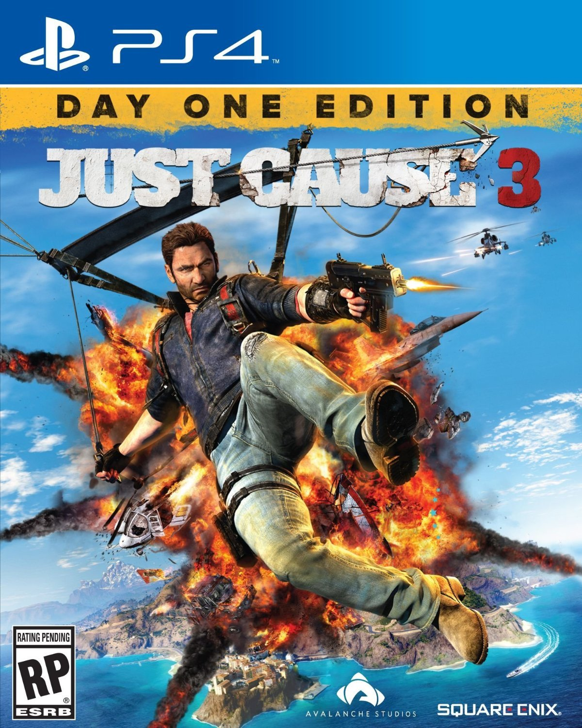Just Cause 3 (PS4) Review 6