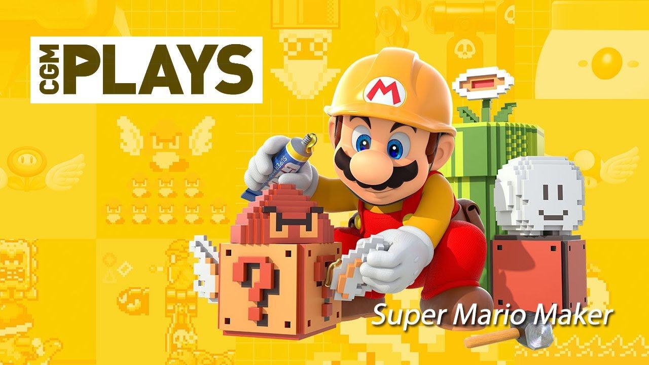 Let's Play: Super Mario Maker