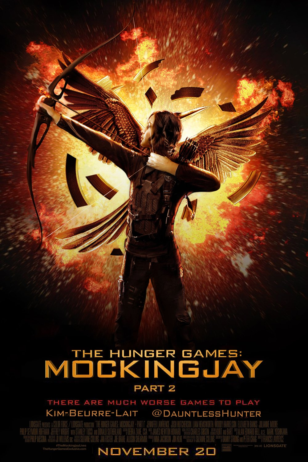 The Hunger Games: Mockingjay Part 2 (Movie) Review 3