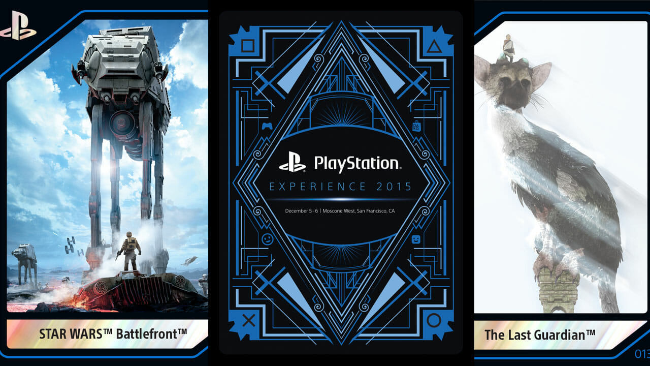 Introducing PlayStation Collectible Cards 3