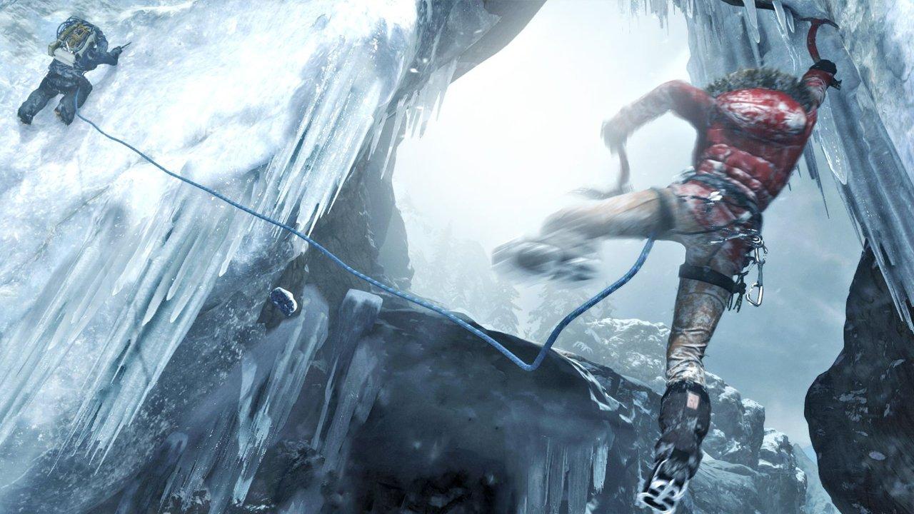 Rise Of The Tomb Raider Blocked In Saudi Arabia - 2015-11-13 10:28:17