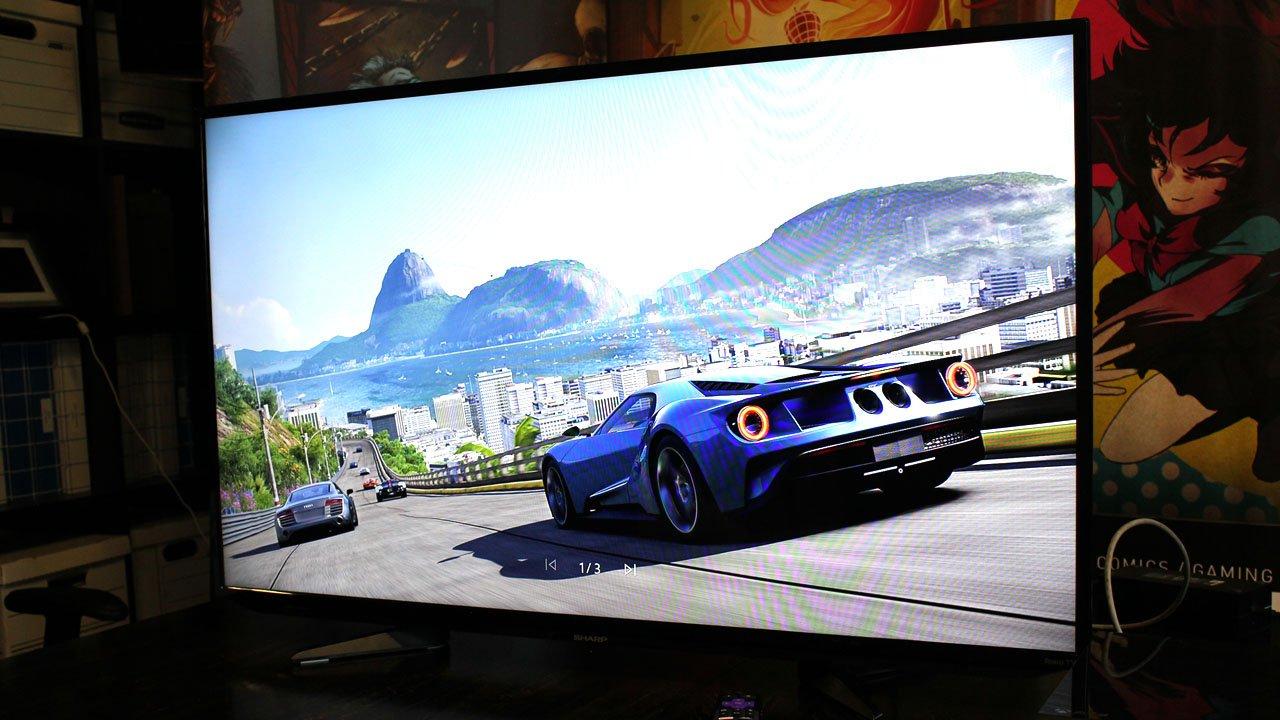 Sharp Smart Roku TV (Hardware) Review 1