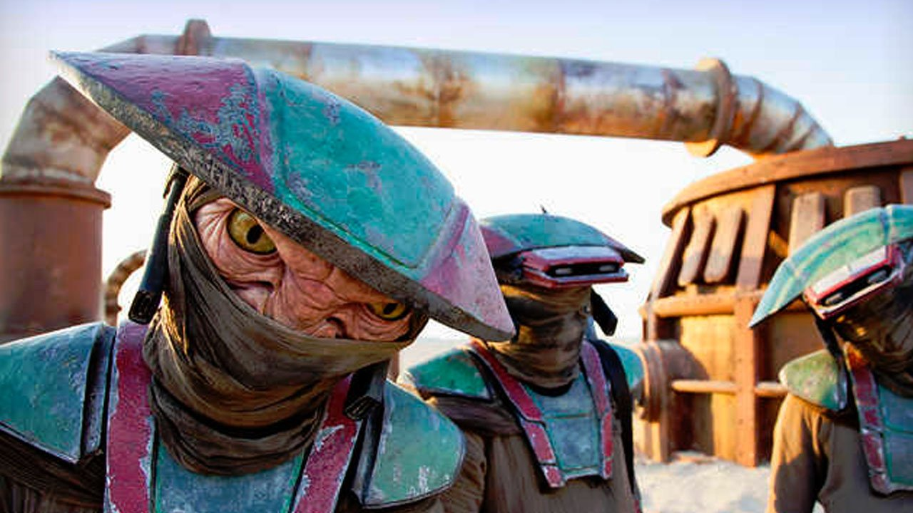 New Star Wars: The Force Awakens Character Revealed
