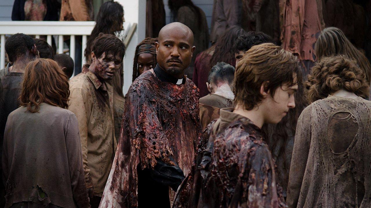 "The Walking Dead – Mid Season Finale ""Start to Finish"" Review 1"
