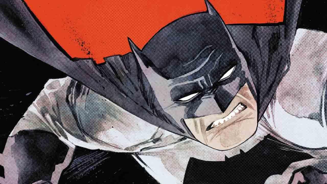 Dark Knight III Toronto Variant Cover