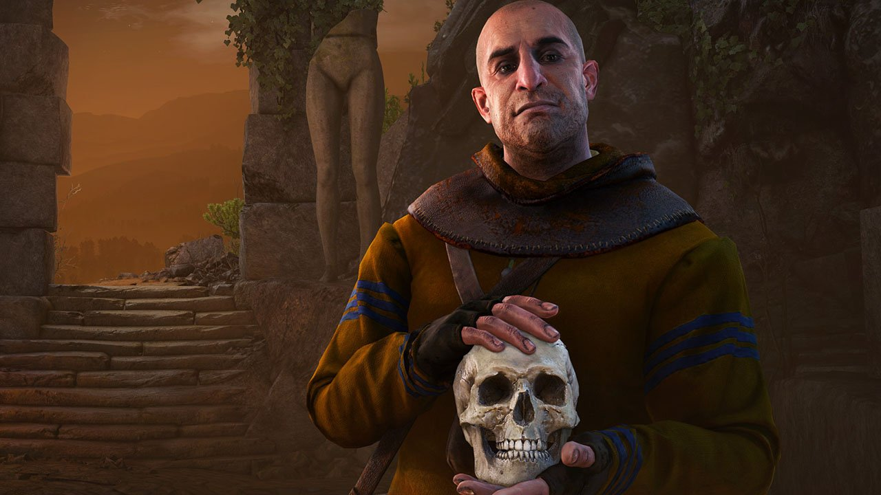 Ghosts of The Witcher 3's Hearts of Stone 4