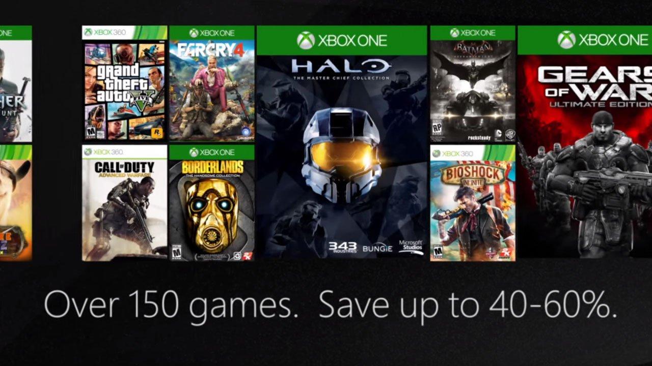Xbox Black Friday Sales Video - 2015-11-17 13:35:19