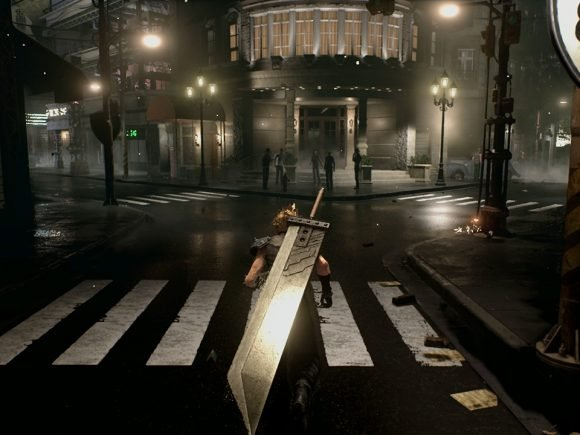 Final Fantasy VII Will Be Episodic - 2015-12-07 08:20:34