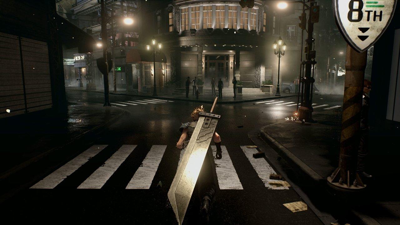 Final Fantasy VII Will Be Episodic 1