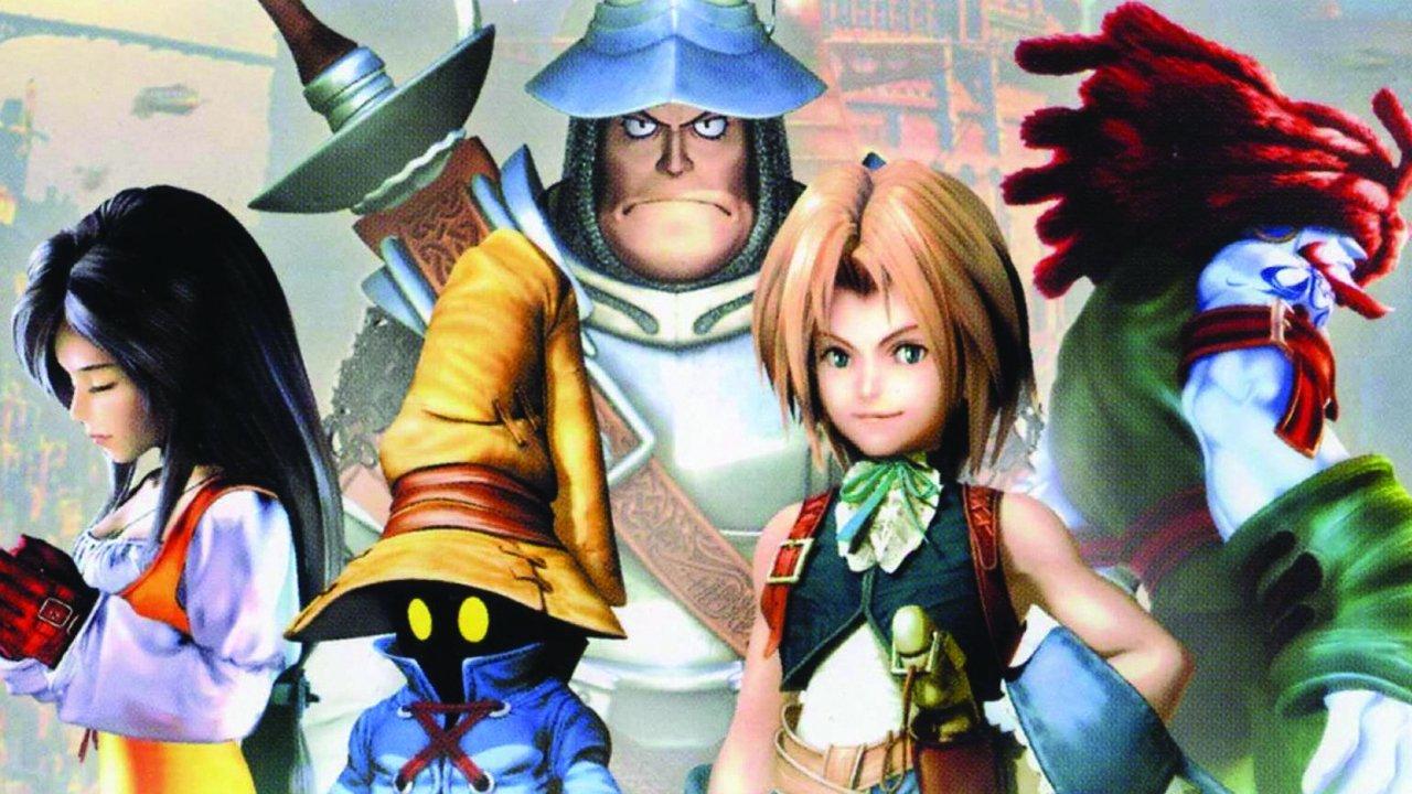 Final Fantasy IX Coming to PC & Smartphones - 2015-12-31 10:24:36