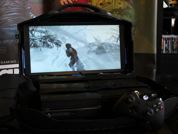 GAEMS Vanguard (Hardware) Review 4