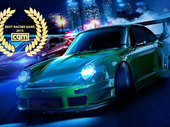 Game of the Year 2015: Racing