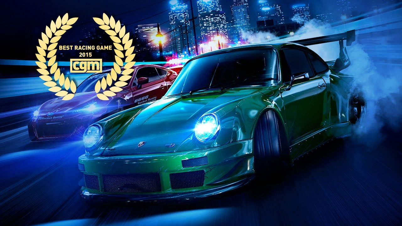 Game of the Year 2015: Racing 1