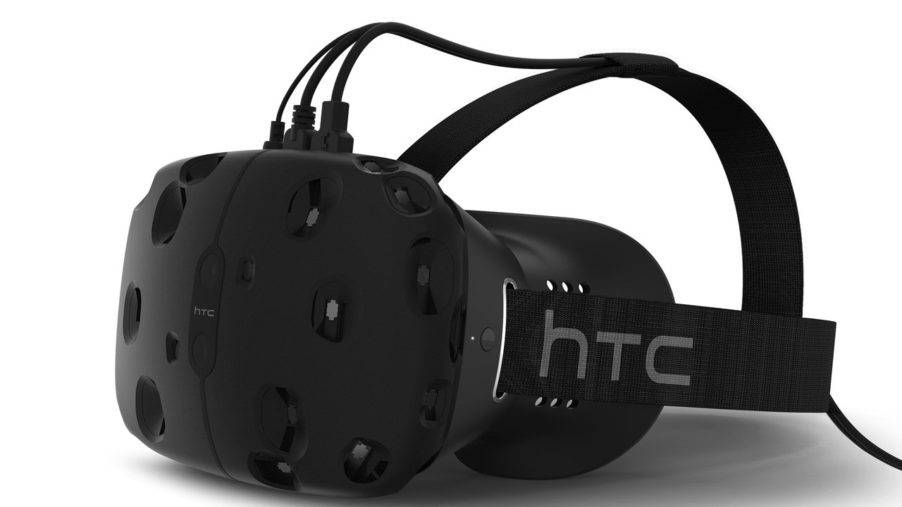HTC Vive To Be Released in April 2016 - 2015-12-08 18:38:32